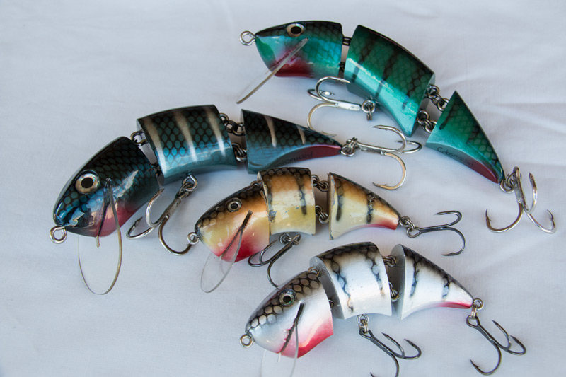 New Surface Wake bait: Gobsmacked Crank'n'Stein