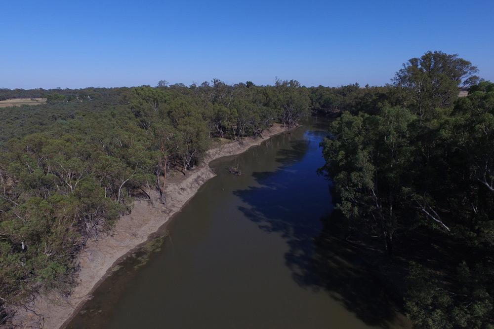 Murrumbidgee River – Gundagai to Boundary Bend
