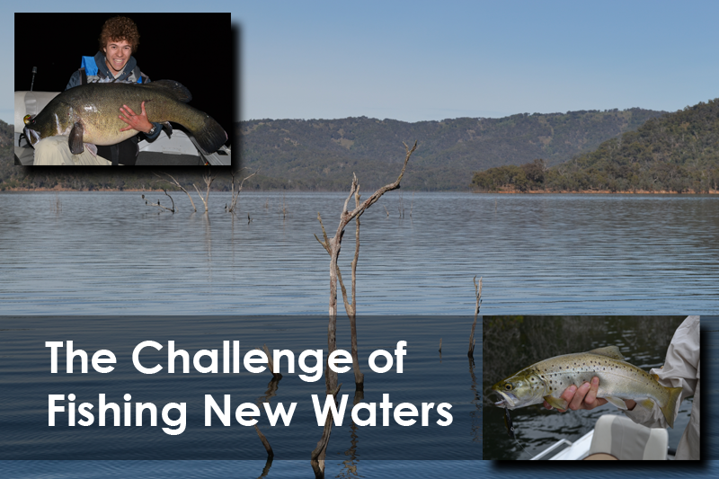 The Challenge of Fishing New Waters