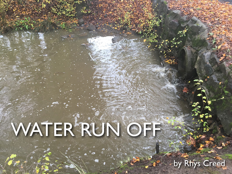 Water Run Off – Do Fish Feed After Heavy Rains?