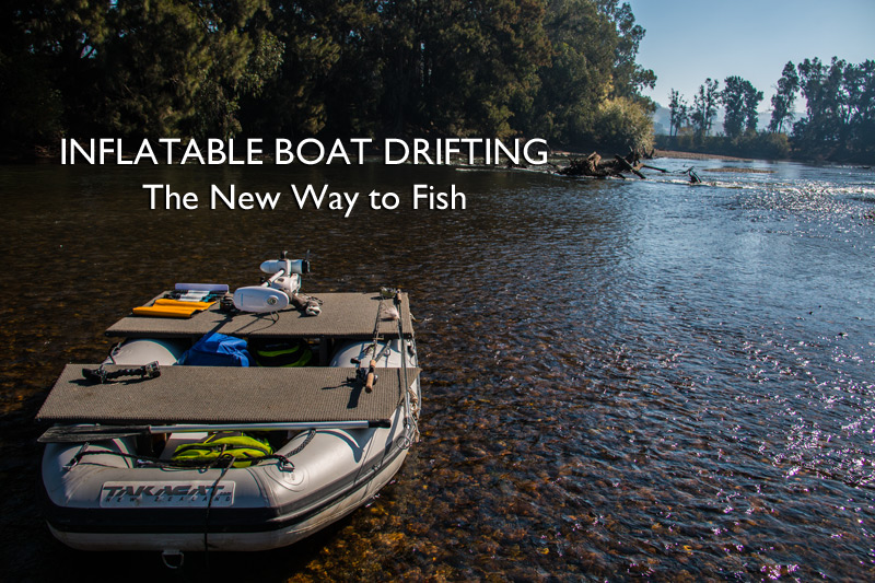 Inflatable Boat Drifting – The New Way to Fish