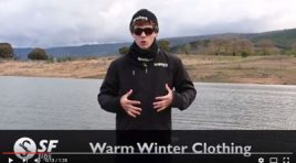 Warm Winter Fishing Clothing