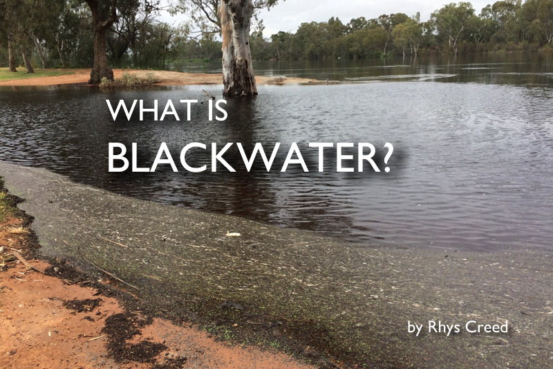 What is Blackwater?