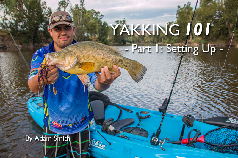 Yakking 101 – Part 1: Setting Up