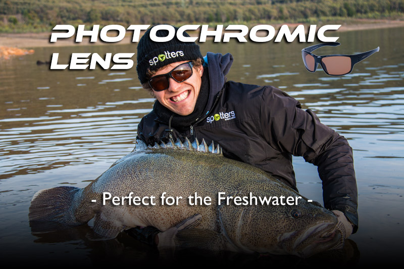 Photochromic Lens – Perfect for the Freshwater