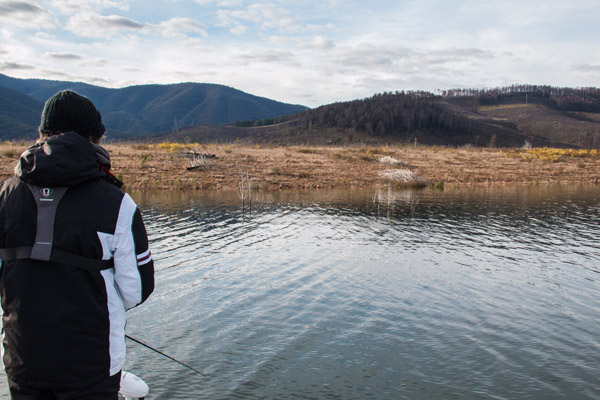 Rise & Fall: The Effect of Impoundment Levels on Native Fish