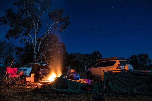 Social Fishing's June Long Weekend Fishing & Camping Trip