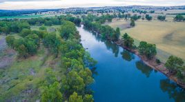 Scheduled Environmental Water Release for the Murrumbidgee River July 2017