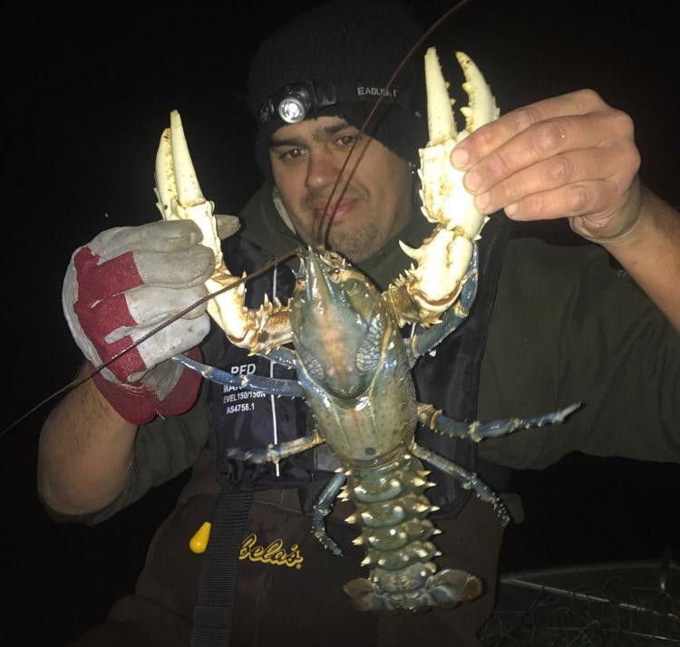 Murray Cray Fishing