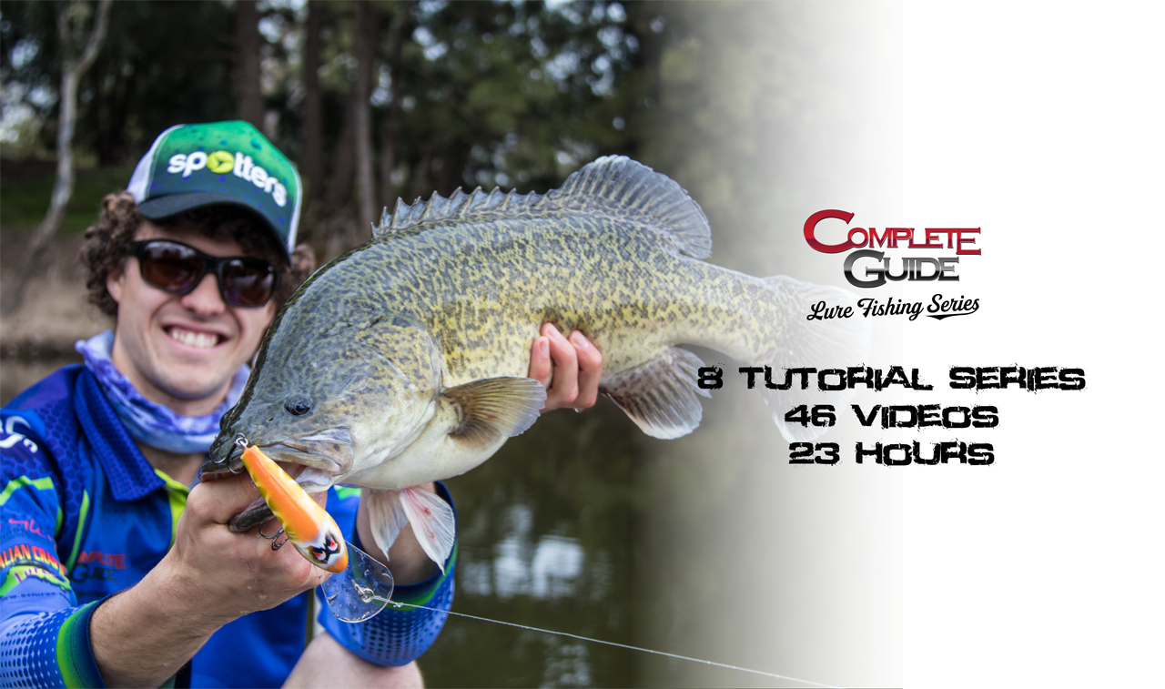 Complete Guide Lure Fishing Series – Now Available!