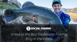 Social Fishing Voted as the Best Freshwater Fishing Blog in the World
