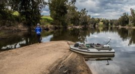 Minimal River Flow – What's ahead this winter?