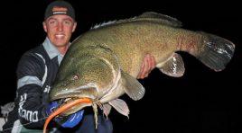 Blowering Dam – Metre Cod in Spring