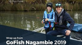 Wrap Up from GoFish Nagambie 2019