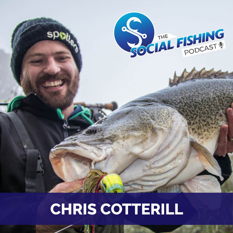 Ep 2 – Chris Cotterill: The Evolution of Fishing Techniques