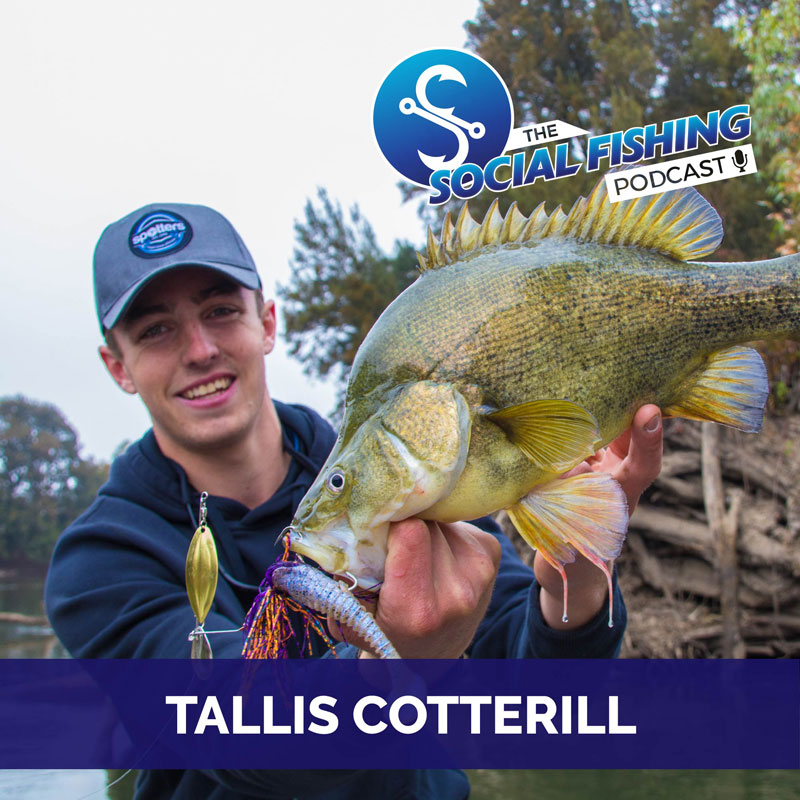 Ep 3 – Tallis Cotterill: Growing up with a Passion for Fishing
