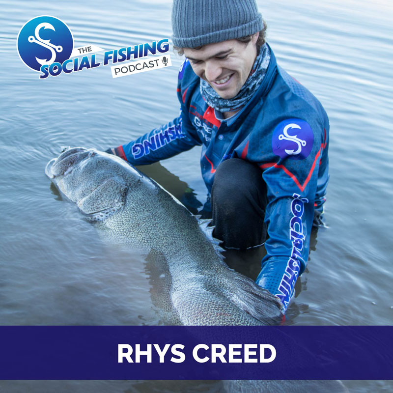 Ep 5 – Story: 122cm Murray Cod from Blowering Dam with Rhys Creed