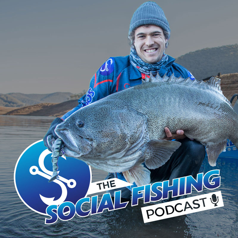 Ep 1 – The Social Fishing Podcast with Rhys Creed & Jack Zyhalak