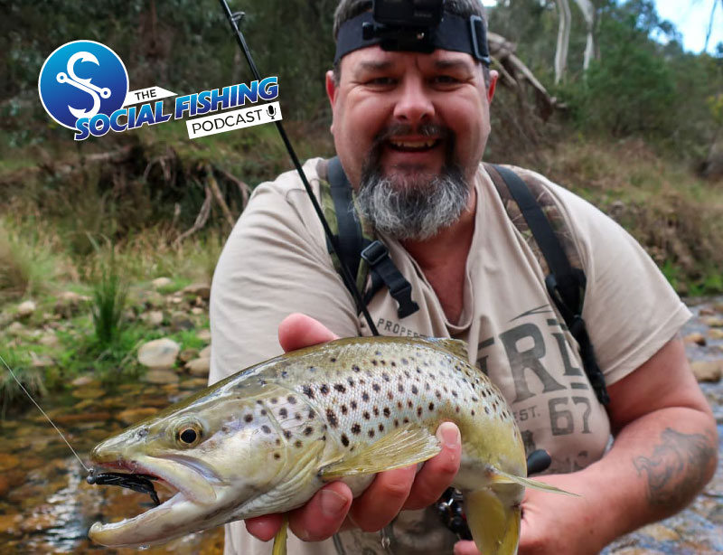Ep 12 – Robbie Alexander: A Lifelong Passion & Tips for Fishing North East Victoria