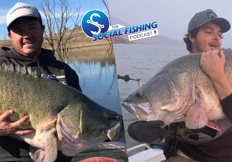 Ep 37 – Skeers Boys: Fishing with Live Sonar Technology to Chase Monster Cod