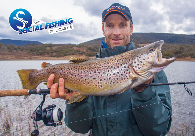 Ep 39 – Andrew McGovern: Sharing a Lifetime of Knowledge on Freshwater Fish