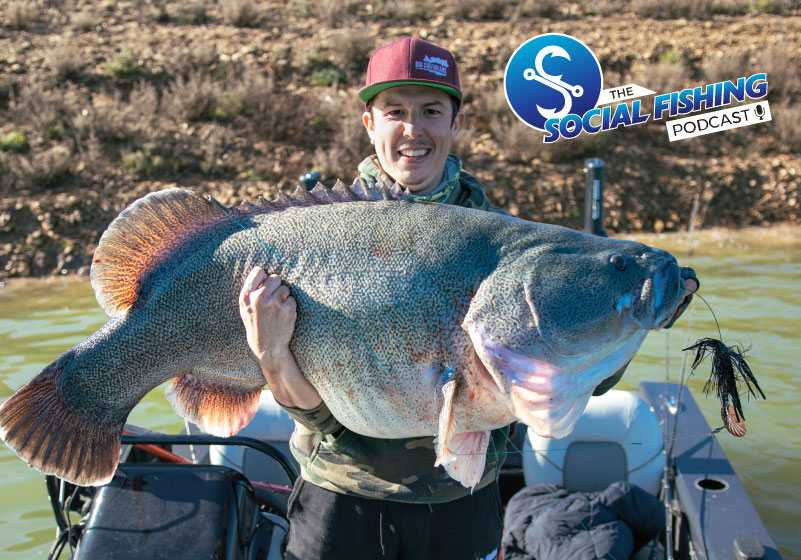 Ep 41 – Cal Trew: Tips for Chasing that Trophy Murray Cod