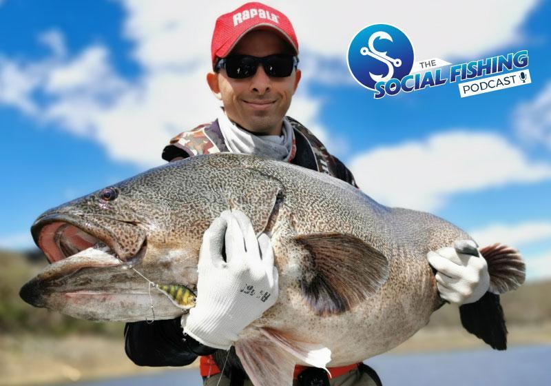 Ep 49 – Romen Dicovski: Googong Dam, DVD Productions & Vertically Fishing for Murray Cod