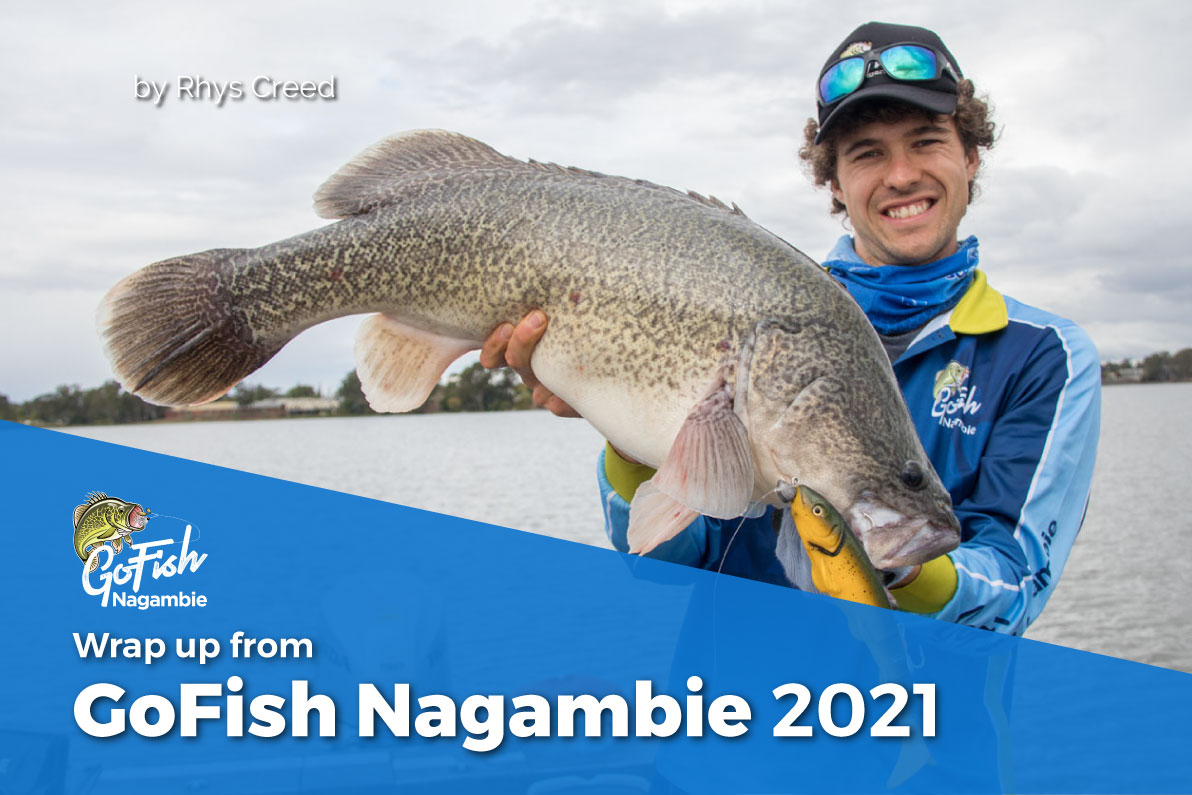 GoFish Nagambie 2021 – Trip Summary